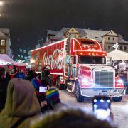 Heute letzter Halt in Oberhausen! Das war die Weihnachtstruck-Tournee (Foto)