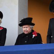 Skandal bei Gedenkfeier! SO schockte sie die Royal-Fans (Foto)
