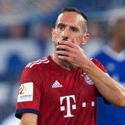 Franck Ribéry entschuldigt sich bei französischem TV-Mann (Foto)