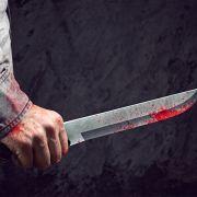 Brutaler Mörder metzelt Nachbarn mit Zeremonien-Schwert nieder (Foto)