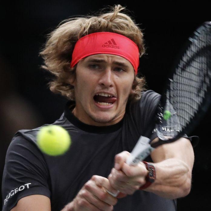 Final-Knaller in 2 Sätzen! Alexander Zverev besiegt Novak Djokovic (Foto)
