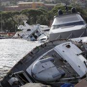Unwetter-Horror! Südeuropa droht ein Wirbelsturm (Foto)