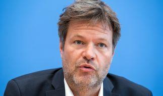 Robert Habeck legt als Bundesvorsitzender von Bündnis 90/Die Grünen einen Alternativvorschlag zum Hartz-IV-Modell vor. (Foto)
