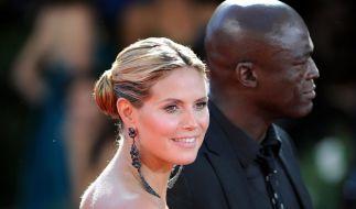 Damals noch ein Paar: Heidi Klum und ihr damaliger Ehemann Seal. (Foto)