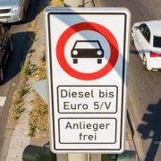 Alle Fragen und Antworten!Kein Diesel-Fahrverbot in Wiesbaden (Foto)