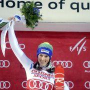 Ergebnisse im Damen-Slalom! Shiffrin wird Gewinnerin (Foto)