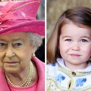 Wie aus dem Gesicht geschnitten: Prinzessin Charlotte sieht ihrer Uroma, Queen Elisabeth, verblüffend ähnlich.