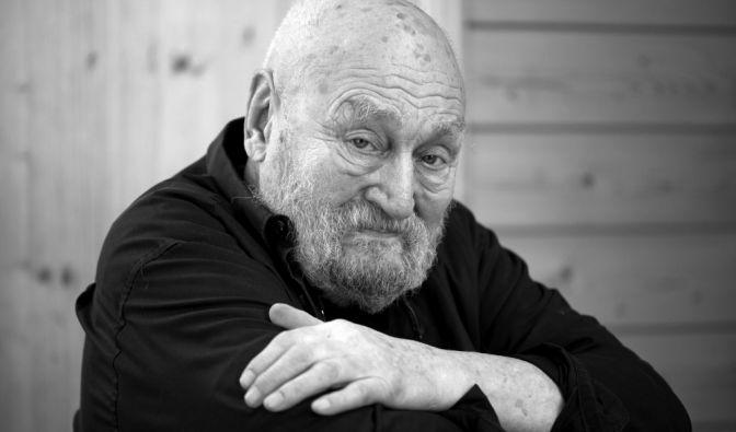 Rolf Hoppe, Schauspieler (06.12.1930 - 14.11.2018)