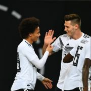 Deutschland feiert klaren Sieg im Testspiel gegen Russland (Foto)