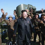 Wie gefährlich ist Nordkoreas neueHigh-Tech-Waffe? (Foto)