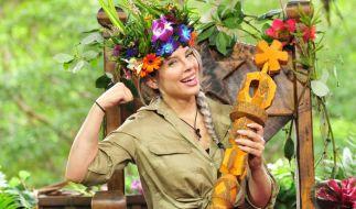 """Jenny Frankhauser gewann dieses Jahr das Finale der RTL-Show """"Ich bin ein Star - holt mich hier raus"""". (Foto)"""