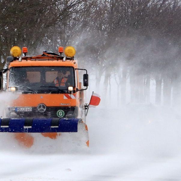 Klirrende Kälte droht! HIER sollen 10 Zentimeter Schnee fallen (Foto)