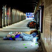 Trotz Eiseskälte! Obdachlose aus Berliner U-Bahnhöfen ausgesperrt (Foto)