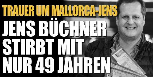 Jens Büchner ist tot (Foto)