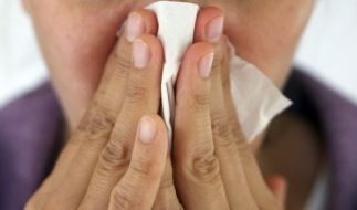 Was ein Mann aus den USA für lästigen Schnupfen hielt, entpuppte sich als wahre Horrordiagnose: Dem Patienten floss Hirnflüssigkeit aus der Nase! (Symbolfoto) (Foto)