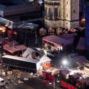 Massive Sicherheitsmaßnahmen! Terror-Angst am Breitscheidplatz (Foto)