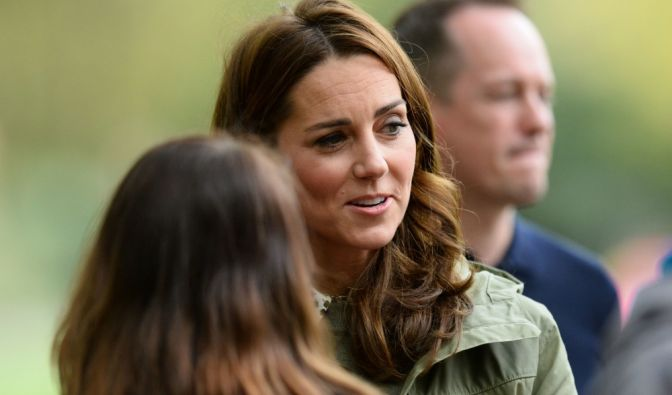 Kate Middleton als Puppe