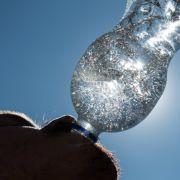 Vorsicht! Zu viel Wasser trinken kann tödlich sein (Foto)