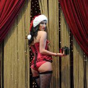 Achtung heiß! Die schärfstenWeihnachtsgrüße des Jahres (Foto)