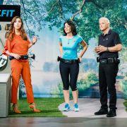 SO funktioniert der Walking Gürtel fürs Ganzkörper-Training (Foto)