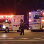 4 Tote! Mann ballert vor Krankenhaus los (Foto)