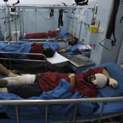 Selbstmordattentäter reißt 43 Menschen in den Tod (Foto)