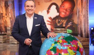 Wolfram Kons bittet beim 23. RTL-Spendenmarathon um Ihre Mithilfe. (Foto)