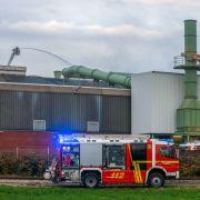 7 Verletzte! Heftige Explosion in Krefelder Eisengießerei (Foto)
