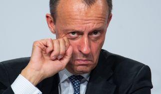 Friedrich Merz (CDU) hat im Streit um den UN-Migrationspakt eine Debatte über das deutsche Asylrecht vorgeschlagen. (Foto)