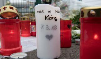 Der Mord an der 14-jährigen Keira aus Berlin sorgte bundesweit für Bestürzung. (Foto)