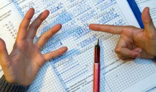 Nicht erledigte Hausaufgaben wurden einem neun Jahre alten Jungen aus Mülhausen im Osten Frankreichs zum Verhängnis (Symbolbild). (Foto)