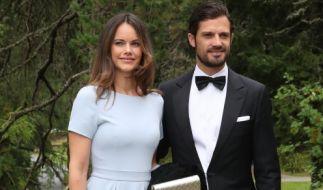Seit 2015 verheiratet: Sofia undCarl Philip von Schweden. (Foto)