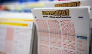 Ein verloren geglaubter Lottoschein bescherte einem Paar aus den USA einen Lotteriegewinn von 1,8 Millionen US-Dollar (Symbolbild). (Foto)