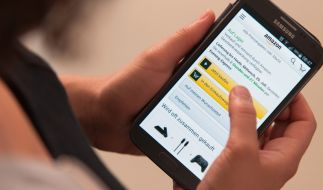 Beim Online-Riesen Amazon kam es zu einer Datenpanne. (Foto)
