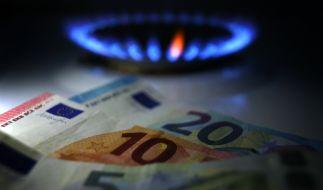 Nach fünf Jahren Entspannung steigen die Gaspreise wieder an. (Foto)