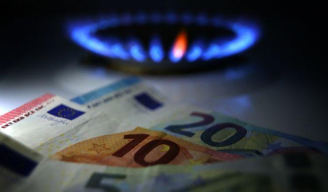 Steigende Gaspreise in Deutschland