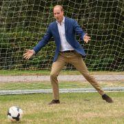 Mit DIESEM Fußball-Profi kickt Kates Mann (Foto)