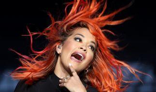 Rita Ora begeistert wieder mit einem neuen Instagram-Foto. (Foto)