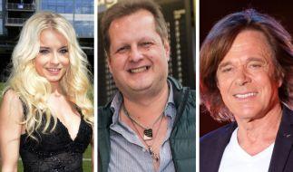 Am Ballermann auf Mallorca sorg(t)en sie für Unterhaltung: Mia Julia Brückner (31), Jens Büchner (†49) und Jürgen Drews (73). (Foto)