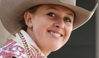 Gina-Maria Schumacher ist eine begeisterte Reiterin. (Foto)