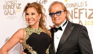 Deutschlands bekanntestes TV-Millionäre: Carmen und Robert Geiss. (Foto)
