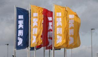 Aktuell gibt es einen Rückruf bei Ikea. (Foto)