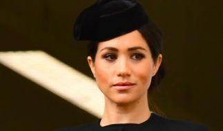 Sorgt erneut für Ärger im britischen Königshaus: Meghan Markle. (Foto)
