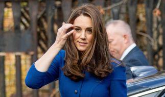 Kate, Herzogin von Cambridge, soll bei der Hochzeit von Prinz Harry und Meghan Markle reichlich Tränen vergossen haben. (Foto)