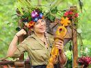 Jenny Frankhauser wurde die Dschungelkönigin 2018. (Foto)