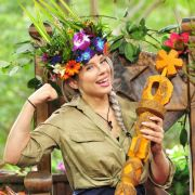 Jenny Frankhauser wurde die Dschungelkönigin 2018.
