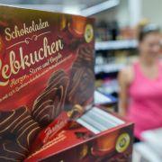 Verbraucher in Gefahr! Schoko-Lebkuchen werden zurückgerufen (Foto)