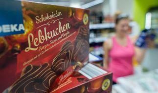 Edeka ruft diese Schokoladen-Lebkuchen zurück. (Foto)