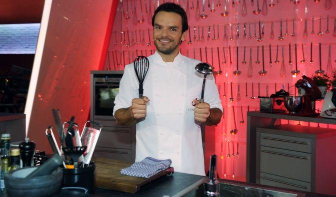 Steffen Henssler kann gewiss auch Würmer und Maden in einer leckere Mahlzeit zu verwandeln.