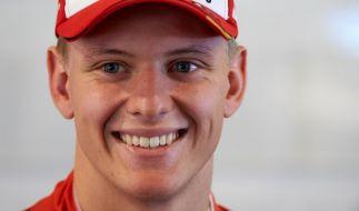 Mick Schumacher tritt in der nächsten Saison in der Formel 2 an. (Foto)